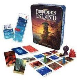Gamewright Ceaco Brainwright Forbidden Island Cooperative Board Game