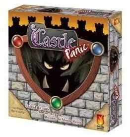 Alliance Castle Panic Board Game