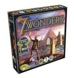 Asmodee North America Asmodee 7 Wonders Board Game