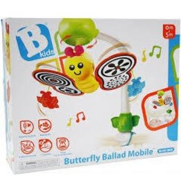 B kids Bs Kids Butterfly Ballad Mobile Mate
