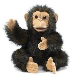 Folkmanis Puppets Folkmanis Baby Chimpanzee Puppet