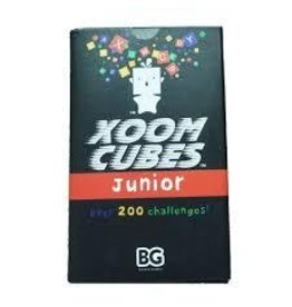 Baxbo Xoom Cubes Junior Game Challenge Cards