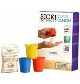 Be Amazing Sick Science Water Vanish Science Kit