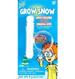 Be Amazing Be Amazing Toys Grow Snow Carded