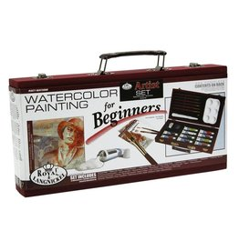 Continuum Games Watercolor For Beginners Art Kit