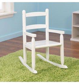 Kid Kraft Rocking Chair White