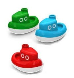 Kid O DNR Kid O Tug Boat Mini Single Colors Vary