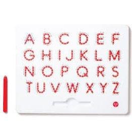 Kid O Kid O Magnatab Upper Case Alphabet A to Z Magnetic Board