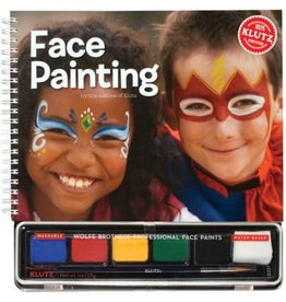 Klutz Klutz Face Painting book by