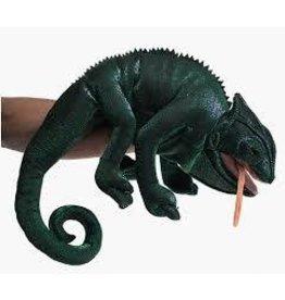 Folkmanis Puppets Folkmanis Puppet Chameleon