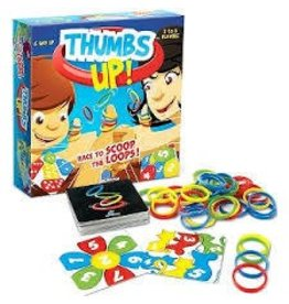 Blue Orange Games Blue Orange Thumbs Up Fast Paced Dexterity Game