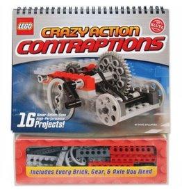 Klutz Klutz Lego Crazy Contraptions Book