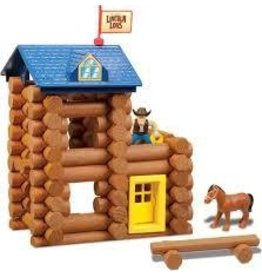 Knex Lincoln Logs Horseshoe Hill Station Toy