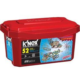 Knex Knex 52 Model Building Set