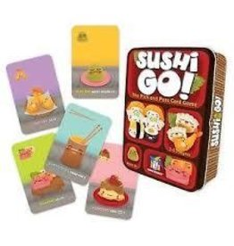 Gamewright Ceaco Brainwright Sushi Go The Pick and Pass Card Game by Gamewright
