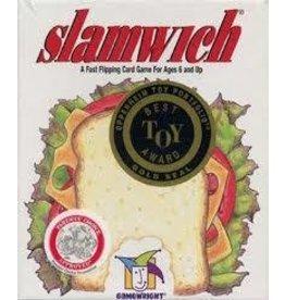 Gamewright Ceaco Brainwright Slamwich Card Game