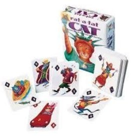 Gamewright Ceaco Brainwright Rat a Tat Cat Family Card Game by Gamewright