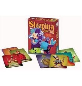 Gamewright Ceaco Brainwright Sleeping Queens Card Game