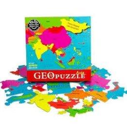 Geo Toys Geo Puzzle Asia
