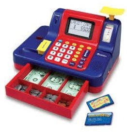 Learning Resources Learning Resources Pretend & Play Teaching Cash Register