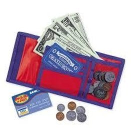 Learning Resources Learning Resources Cash n Carry Wallet Set