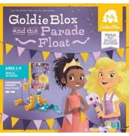 Goldieblox Inc Goldieblox and the Parade Float