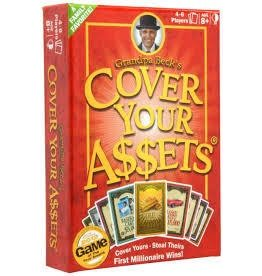 Continuum Games Cover Your Assets Card Game