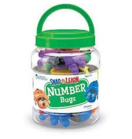 Learning Resources Learning Resources Snap n Learn Number Bugs