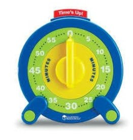 Learning Resources Learning Resources 60 Minute Jumbo Timer
