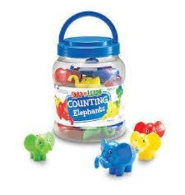 Learning Resources Learning Resources Snap n Learn Counting Elephants
