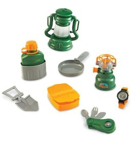 Learning Resources Learning Resources Pretend And Play Camp Set