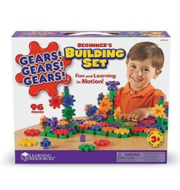 Learning Resources Learning Resources Gears Beginners Building Set