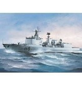 Grant and Bowman Trumpeter PLA Chinese Shenyang Type Destroyer 1 350 Scale Plastic Model Kit