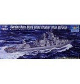 Grant and Bowman Trumpeter Ukraine Navy Slava Class Cruiser Vilna Ukraina 1 700 Plastic Model Kit