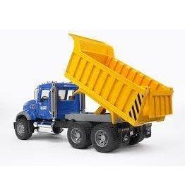 Bruder Bruder Mack Granite Dump Truck w Snow X0019D8HPD