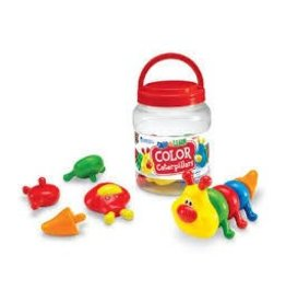 Learning Resources Learning Resources Snap N Learn Color Caterpillar