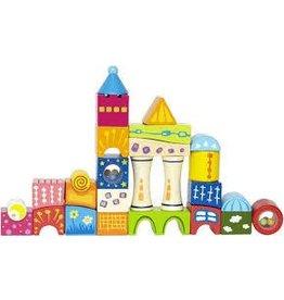 Hape International Hape Fantasy Castle Blocks