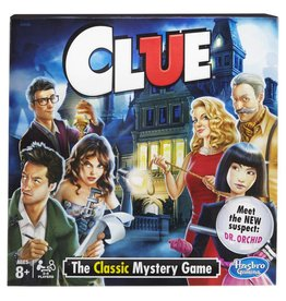 R and M Clue Board Game