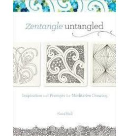 C2F Inc Zentangle Untangled  Inspiration and Prompts for Meditative Drawing
