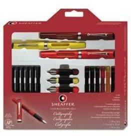 C2F Inc Calligraphy Pen Set Maxi Kit 4 Nibs