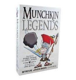 Lion Rampant Munchkin Legends Game