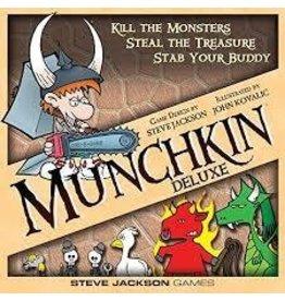 Lion Rampant Munchkin Deluxe Game