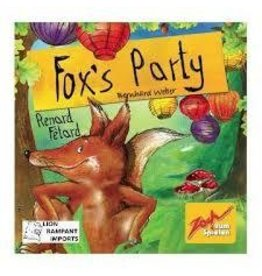Lion Rampant Foxs Party Family Game
