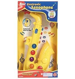 Castle Toys Inc Electronic Saxophone