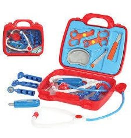 Castle Toys Inc Castle Toys Junior Medical Play Set