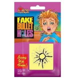 Loftus International Fake Bullet Holes Practical Joke