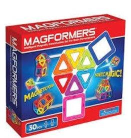 Magformers Magformers Rainbow 30 Piece Set