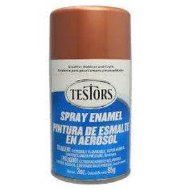 Horizon Hobby Testors Spray Enamel Copper Metallic