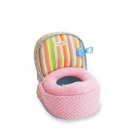Manhattan Toy Manhattan Toy Baby Stella Playtime Potty Chair Accessory for Nurturing Dolls