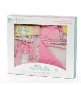 Manhattan Toy Manhattan Toy Baby Stella Bringing Home Baby Playset Accessory for Nurturing Dolls